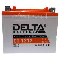 Delta 12Ah CT-1212 (YTX14-BS)